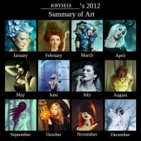 2012 Art of Kryseis by Kryseis-Art