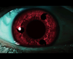 The Spinning Ring ... real sharingan gif by TheossFX