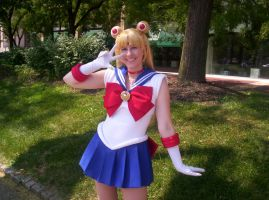 Sailor Moon by nicj013