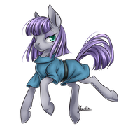 Maud Pie by Moenkin