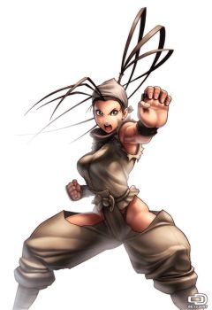 Ibuki Pin-Up by UdonCrew
