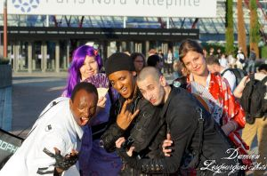 Japan Expo 2012 - Vampire Crew - 1234 by dlesgourgues