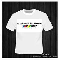 Ritchey Tees Simple White by carnine9