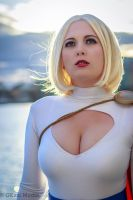 Power Girl by GraceyDarling