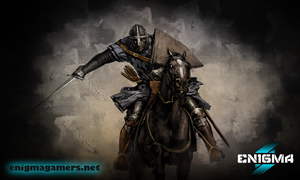 Mount and Blade Warband - Twitch Banner by Ammeg88