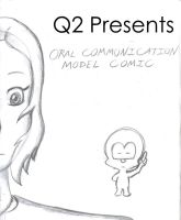 Oral Communication Model Comic by qlbanks