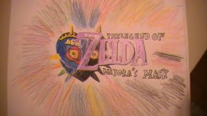 the legend of zelda majora's mask by Enitg99