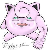 Jiggly? by Mew-tew