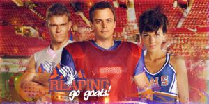 Blue Mountain State by ReapingGFX