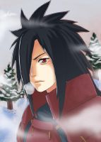 Snow Madara by xielunyan