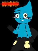 Jax the Dewott by Buizelfreak