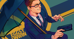 Eggsy Unwin by boxedcircus