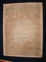 newspaper from 1758 1 by cyniknet