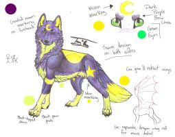 Wolf CLiff ref sheet  READ DESCRIPTION!!! by Trucy757