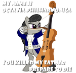 Octavia Philharmonica by MidnightQuill