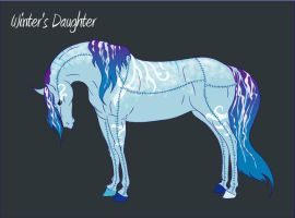 CH Winter's Daughter by Everland-Stables