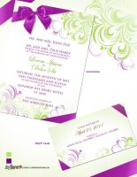 Wedding 01-Invitation by Dr-JayBone-Designz