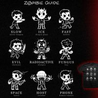 Zombie Guide - tee by InfinityWave
