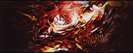 Natsu Dragneel Signature by RaTeD-Gfx