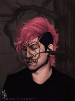 Josh Dun // Trees by Leadto-Light