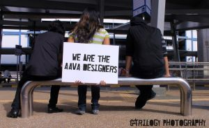 we are the AAVA Designers by TRANCE--fusion