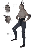 Phil by sterlingy
