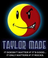 Taylor Made Smiley by Taylor-made
