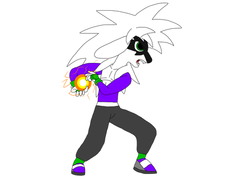 Absolute God of Hyperdeath V2 by SonicXdotEXE