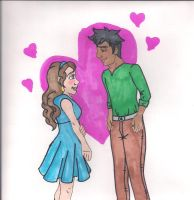 Young Love by Bella-Who-1