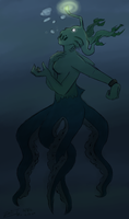 [GYS]-The Water Witch by redrumTerror