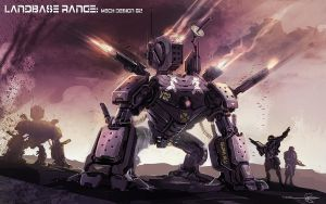 Landbased Ranged Mech Thumbs Ver 2.0 by rodimus25