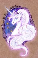 Pale Moonlight by GingerFoxy