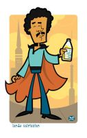 Billy Dee, Billy Dee... by Montygog
