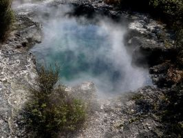 Deep Thermal Pool by Divulged