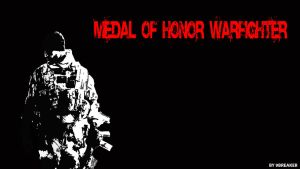 medal of honor : warfighter scarface by 9-Breaker