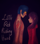 Little Red Riding Hood and the Wolf by NemuTheDeer
