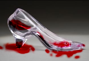 Blood and Glass by droo216