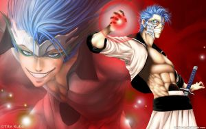 GRIMMJOW Wallpaper by Washu-M