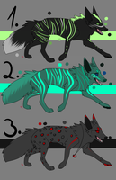 Fox Adoptables 2 by AdoptableSky