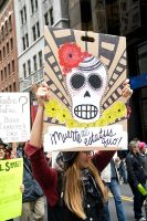 Occupy Wall St March San Francisco by William1942