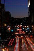 4th st in SF by thevictor2225