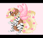 Neopets Yurble Design by Okami-Dragon