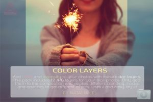 LFL Resources. Color Layers for your nice photos. by NataliaLfl