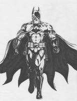 Batman by BoyWonder024