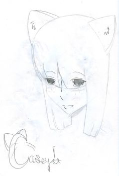 Casey Cat Girl by max506210