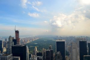 New York City view by rlyawesome