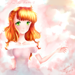 In the clouds by nykie-oceanblue-13