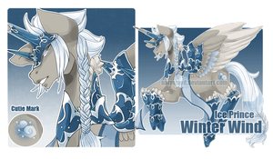 MLP Auction: Winter Wind [closed] by Narrowed