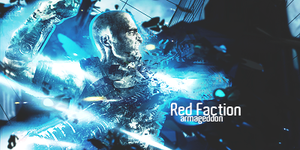 Red Faction  by HugoAlmeida99