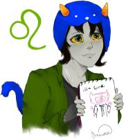 Nepeta's idol by The-Outsiders-Butt